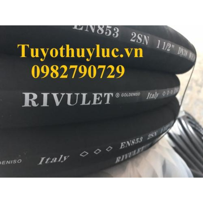 ống tuy ô Rivulet Goldeniso